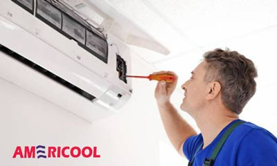 Maintenance-airconditioning